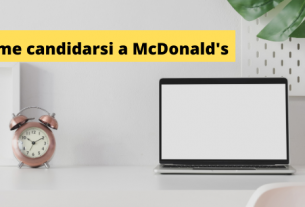 Come candidarsi a McDonald's